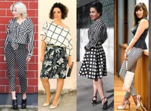 Moda Preto e Branco