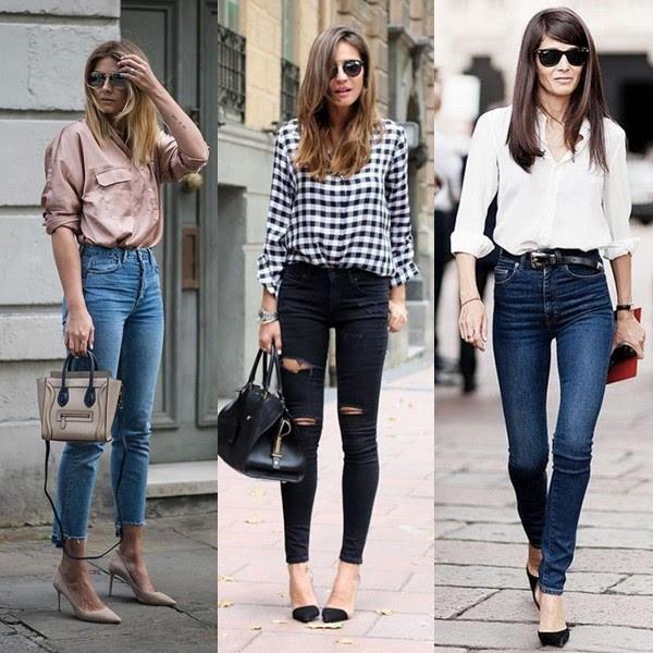fe42d74e7 Looks Com Calça Jeans: 192 Exemplos Com Fotos e Dicas para 2019