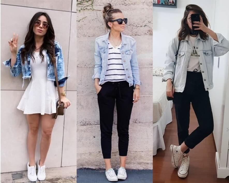74cc499a4d Como Usar Jaqueta Jeans: 117 Looks e Dicas! [VEJA AS FOTOS]