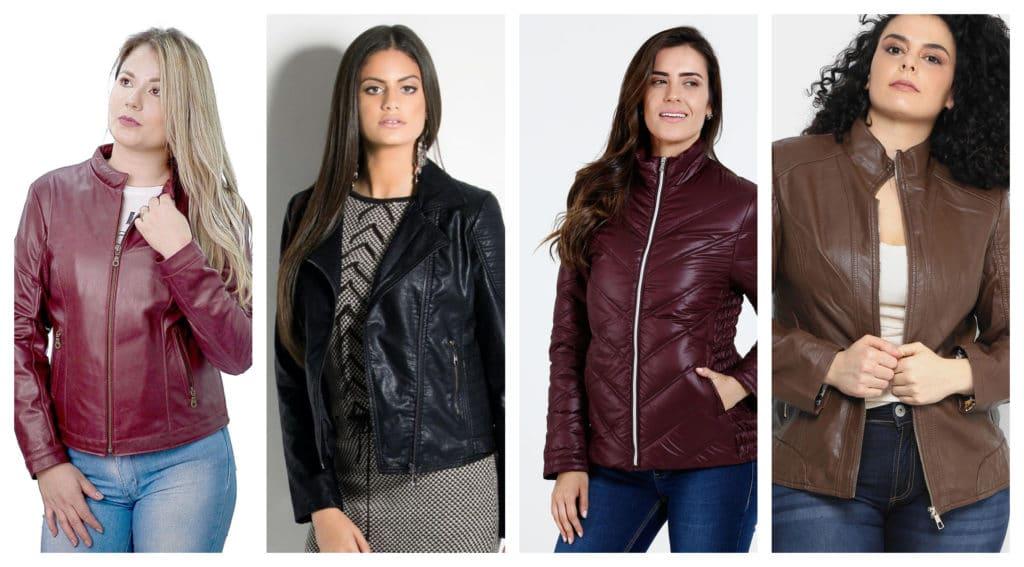 jaqueta feminina para o frio