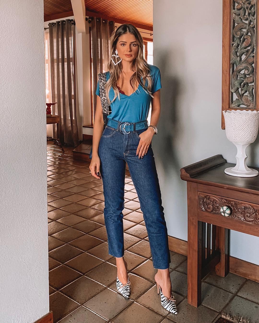 Looks Com Calça Jeans: 192 Exemplos Com Fotos e Dicas para 2020