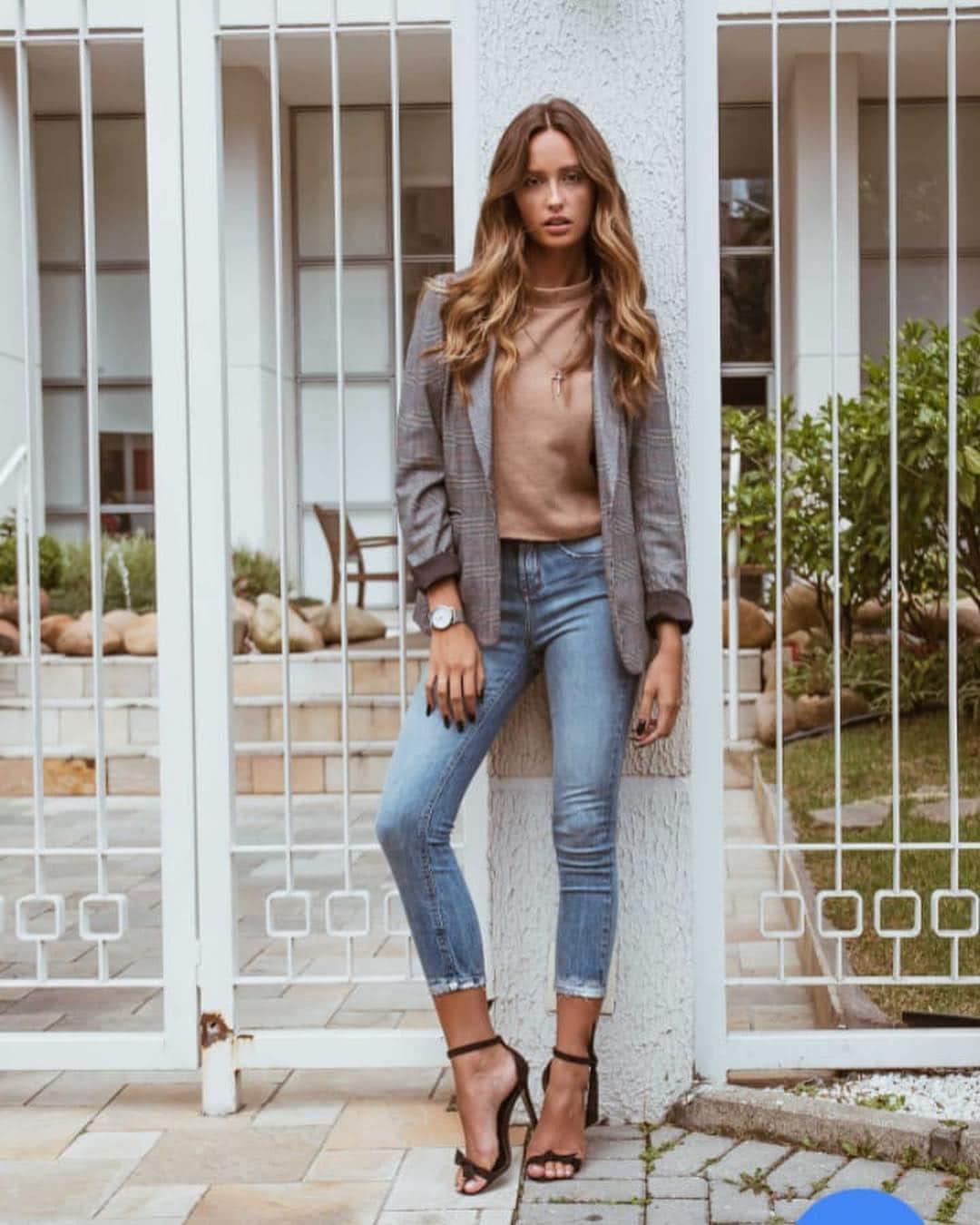 4e05b36f569 Looks Com Calça Jeans  192 Exemplos Com Fotos e Dicas para 2019