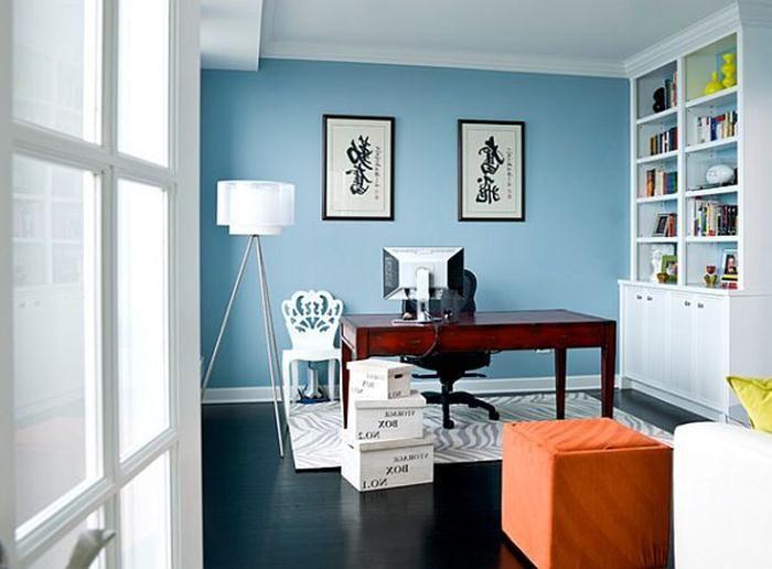cores para decoração de escritório