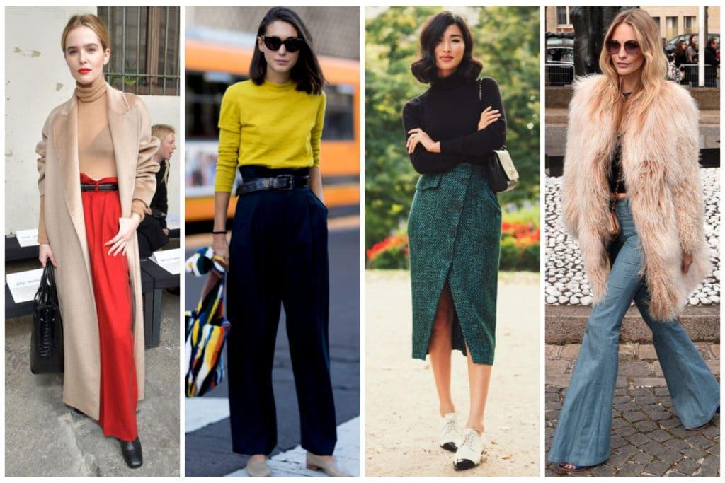 moda outono inverno feminina