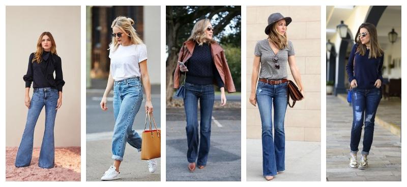 calça jeans feminina inverno