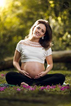 looks para gravidas ensaio fotografico