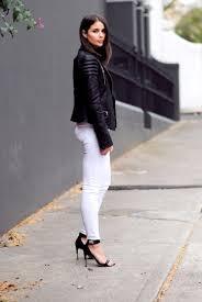 looks com calça branca para noite