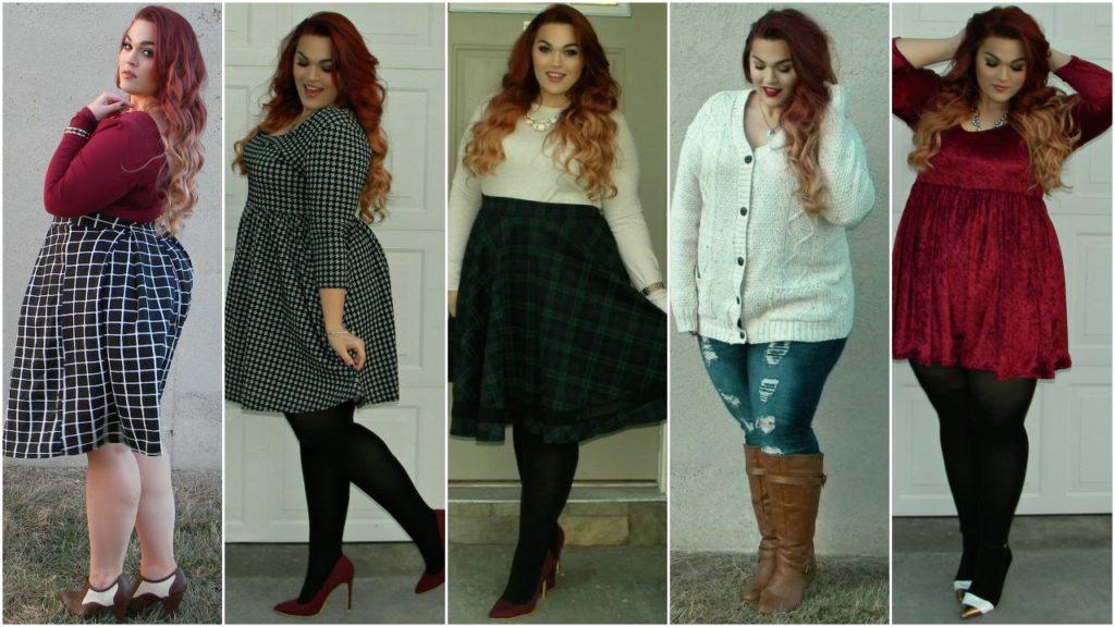 moda plus size inverno