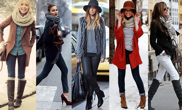 looks moda inverno