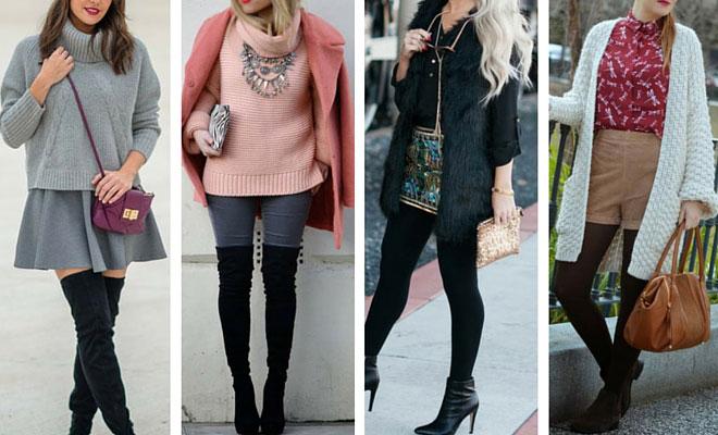roupas de frio femininas