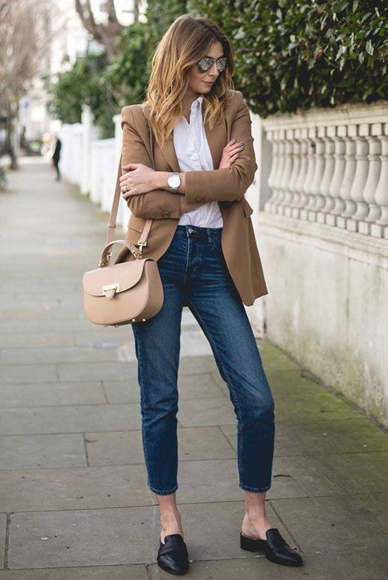 calça cropped jeans