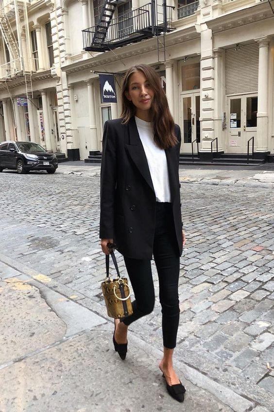 4599ddaa42 Looks com Blazer  A Peça-chave do Guarda-Roupa Feminino em 2019