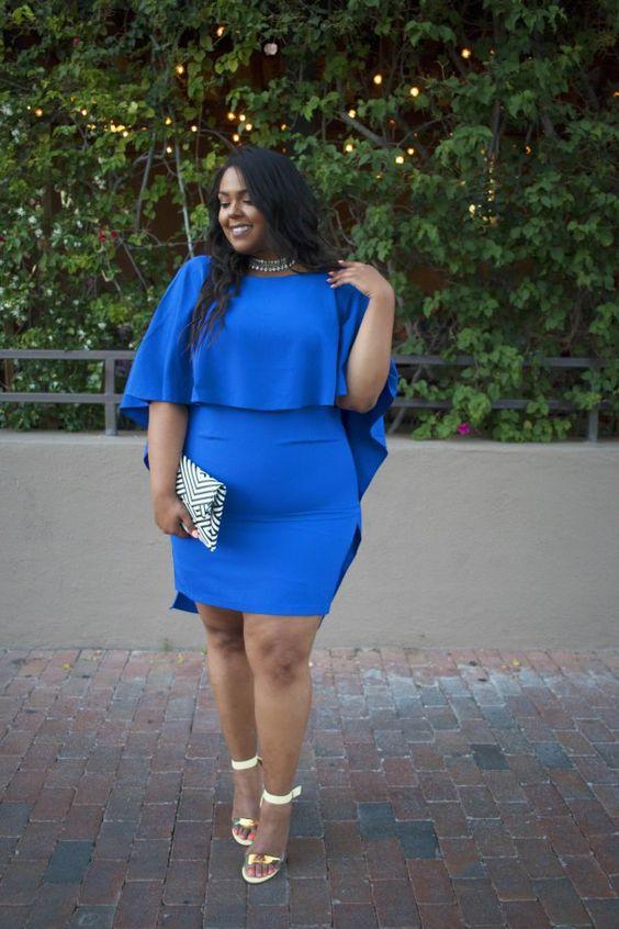 Moda Plus Size para Formatura