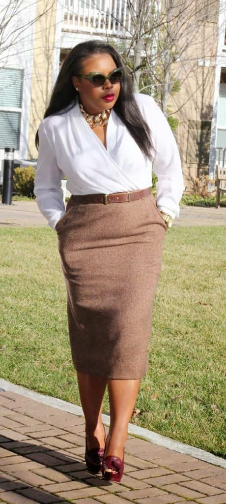 Modelo de blusa para trabalho