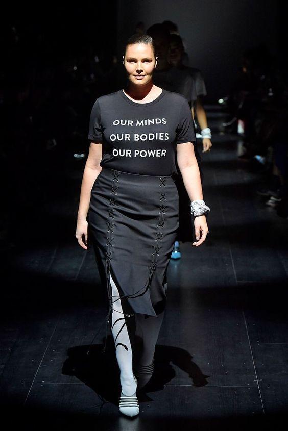 modelos de blusas: t-shirt