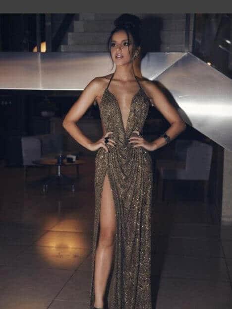 Modelos de vestidos de festa de formatura