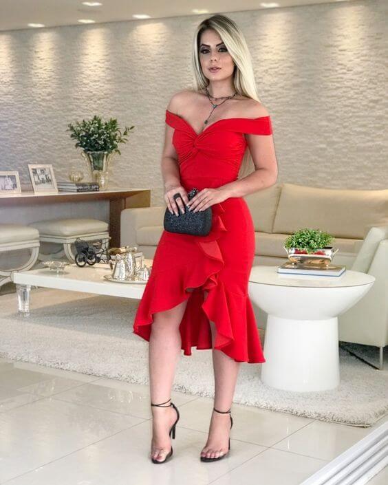 ac2fd47e4 Modelos de Vestidos de Festa  Vestido Certo Para Cada Ocasião  2019