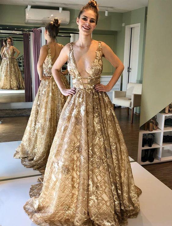 bafa6c97 Modelos de Vestidos para Formatura ⇒【 55 Inspirações para 2019 】