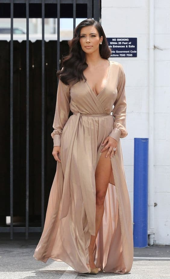 vestido para formatura dourado