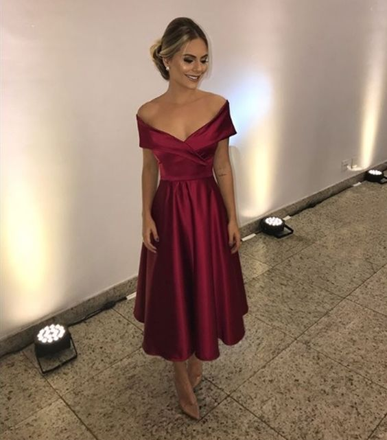 modelos de vestidos para formatura curto