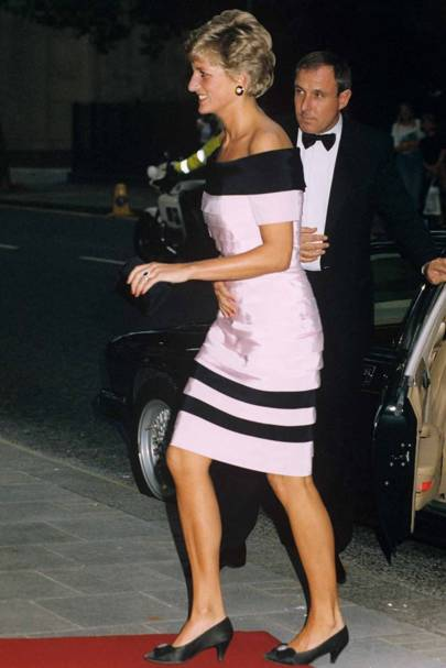vestido tubinho lady diana
