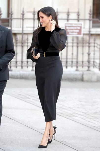 modelo de vestido tubinho meghan