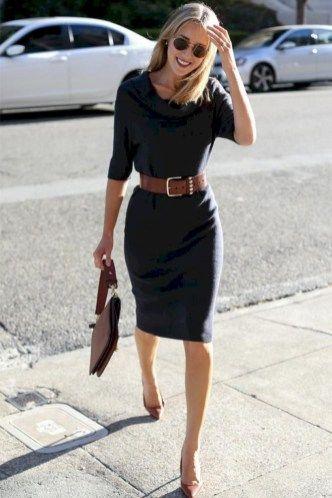 modelos de vestido tubinho preto