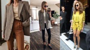 Looks com Blazer – A Peça-chave do Guarda-Roupa Feminino