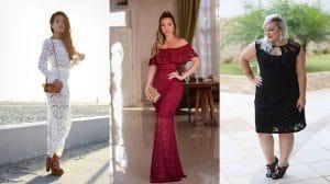Modelos de Vestidos de Renda: Do Romântico ao Boho