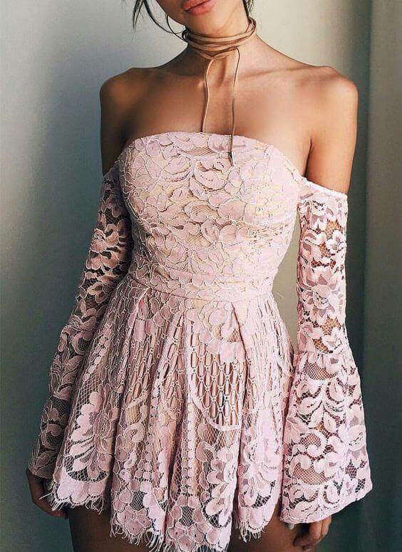 tipo de vestido curto