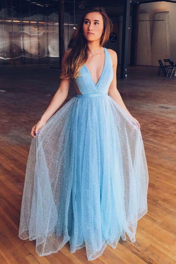 c08f252fba Modelos de Vestidos de Festa  Vestido Certo Para Cada Ocasião  2019