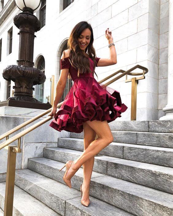Modelo de vestidos de festa para debutantes