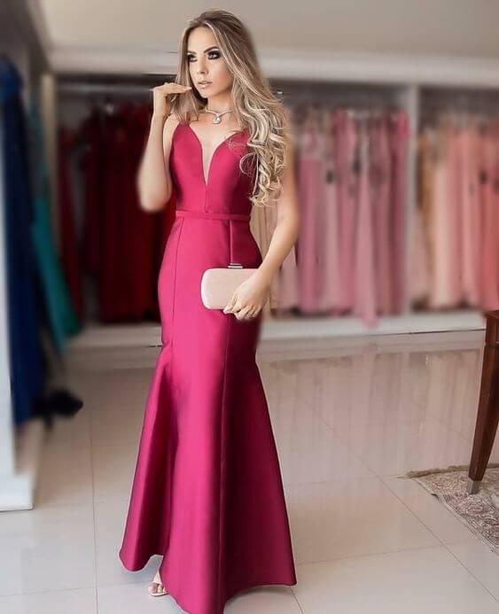 095ec9483eb0 Modelos de Vestidos de Festa: Vestido Certo Para Cada Ocasião [2019]