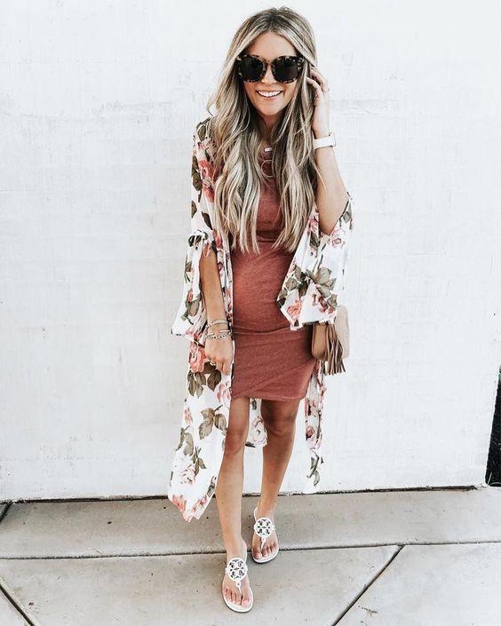 vestidos para grávidas