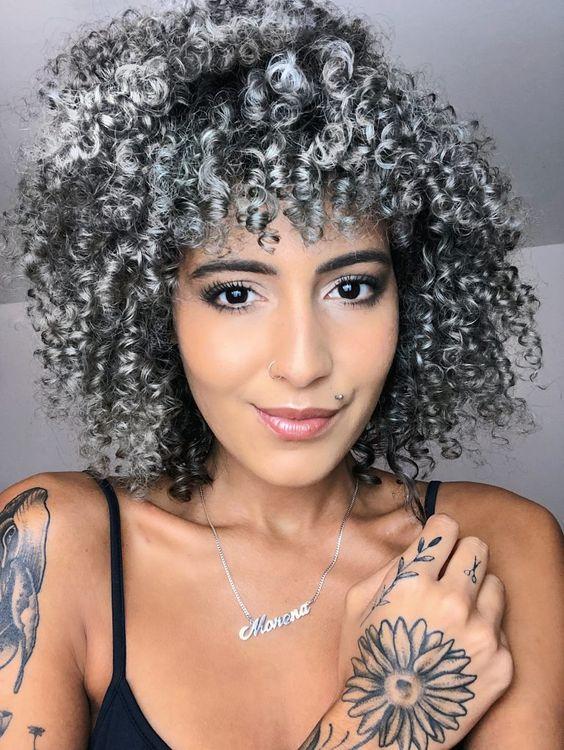 Cortes De Cabelo Curto Feminino 2019 Repicado Cacheado E