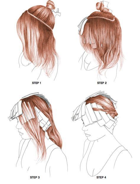 Ombre Hair - passo a passo