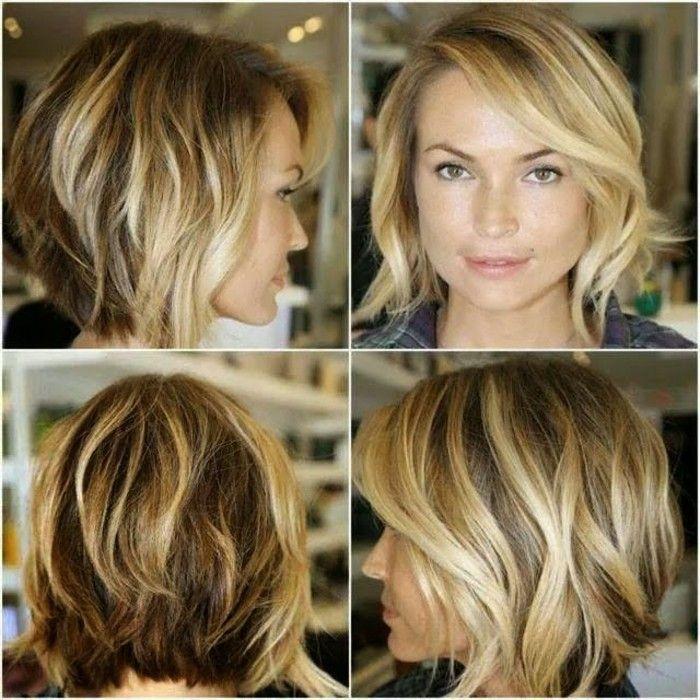 reflexo no cabelo