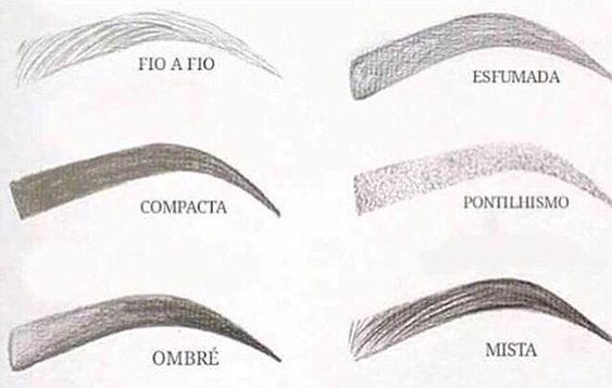 Sobrancelha Fio A Fio Micropigmentação Definitiva 2020