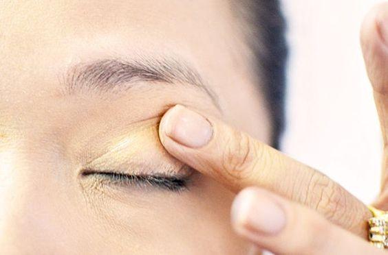 Maquiagem passo a passo: maquiagem olhos