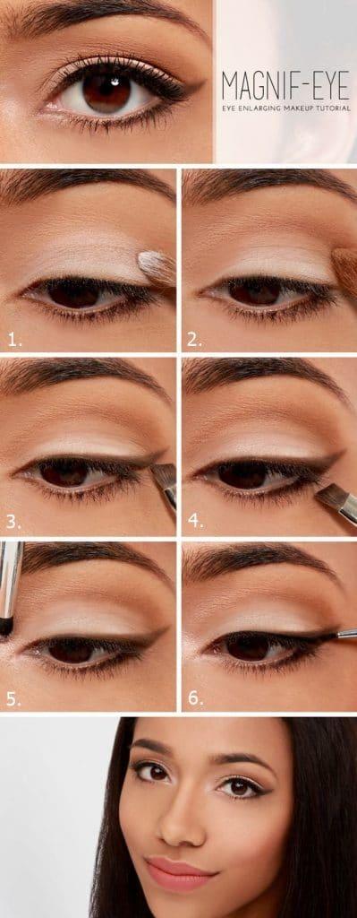 Maquiagem para Noite: olho passo a passo