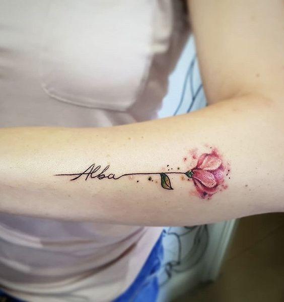 Tatuagens Femininas Delicadas Ideias E Muitas Fotos Para 2020