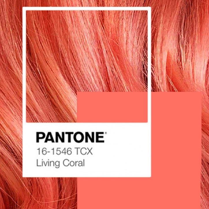 Pantone 16-1546 TCX Living Coral
