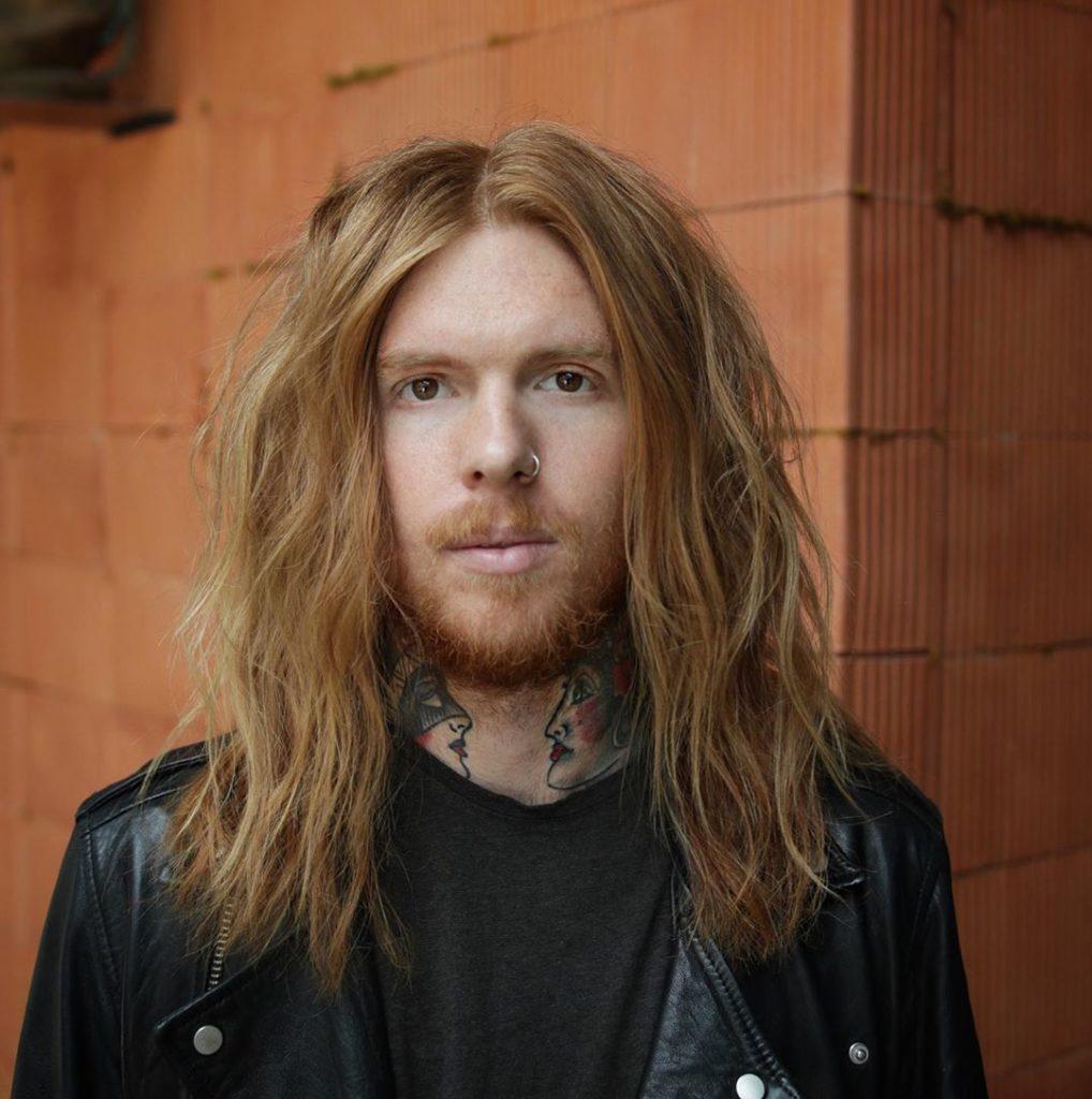 Corte de cabelo para rosto redondo masculino