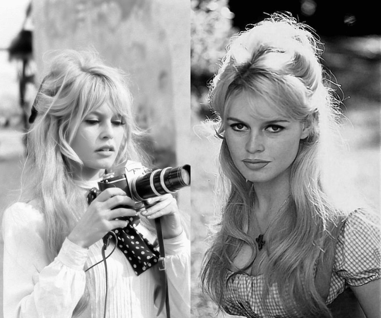 Franja estilo Brigitte Bardot