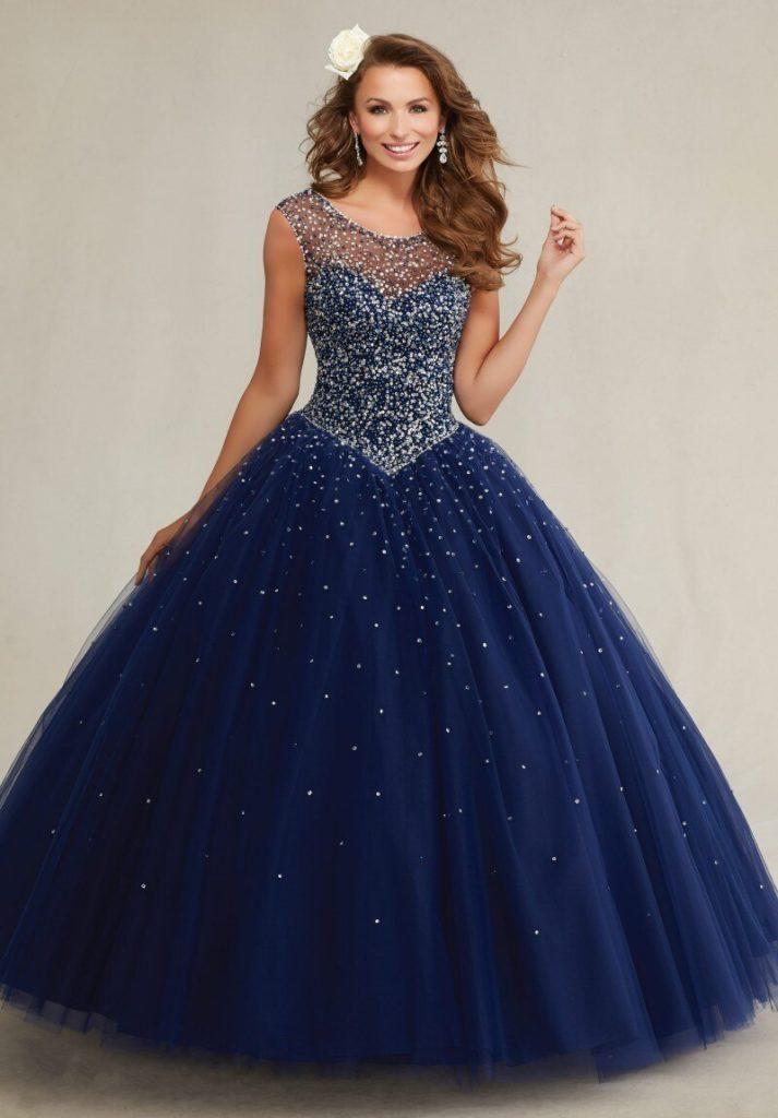 Azul princesa