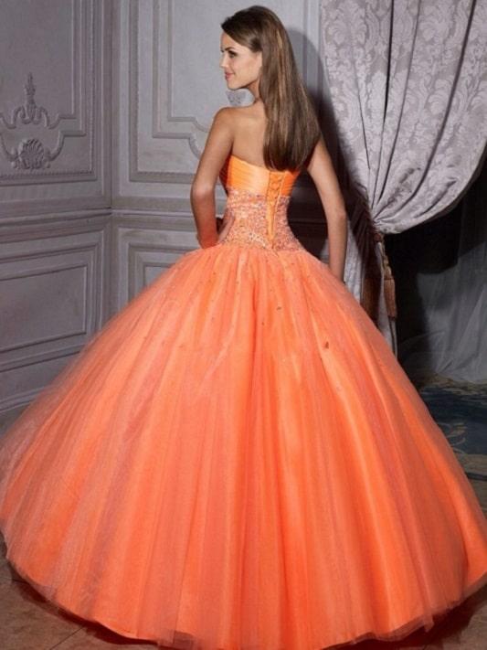 Princesa laranja