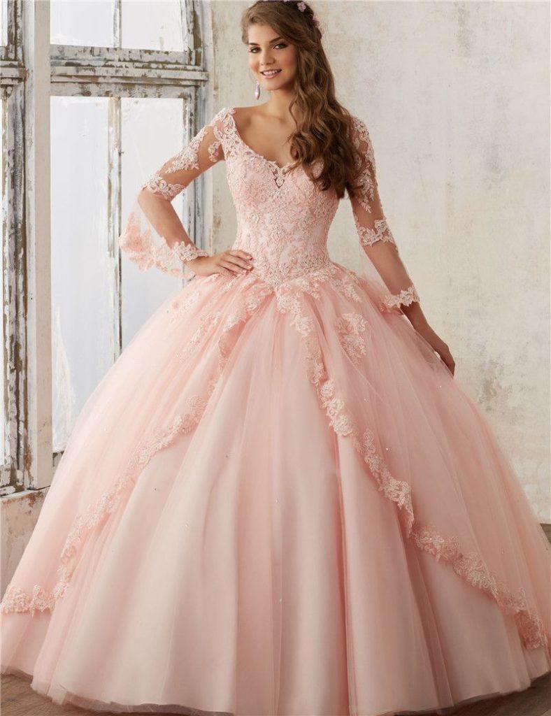 Princesa cor de rosa