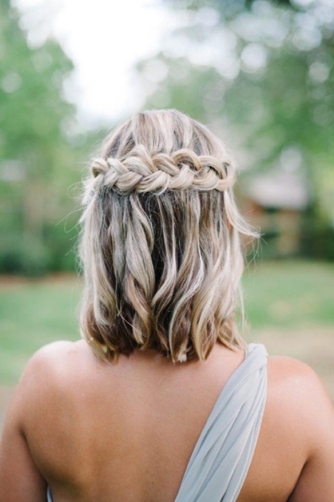 Cabelo para casamento e festas