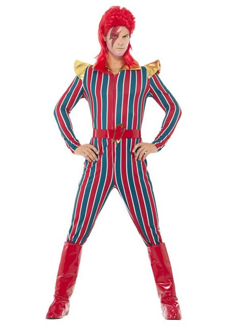 David Bowie fantasia anos 80