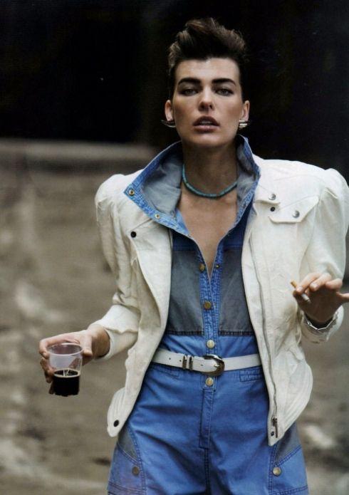jaqueta anos 80